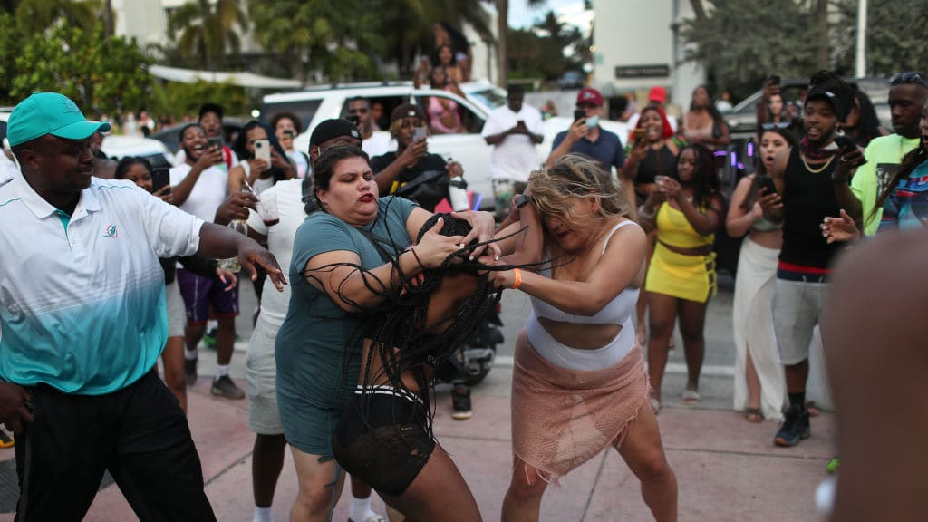 Mojitos, Music and Shots fired: South Beach Tourism is a Party out of Control