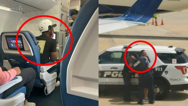 Delta Airlines Flight Attendant determined to crash DL 1730 from LAX to ATL midair