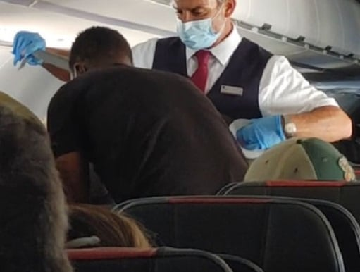Duct Tape: The New Airline Security Tool